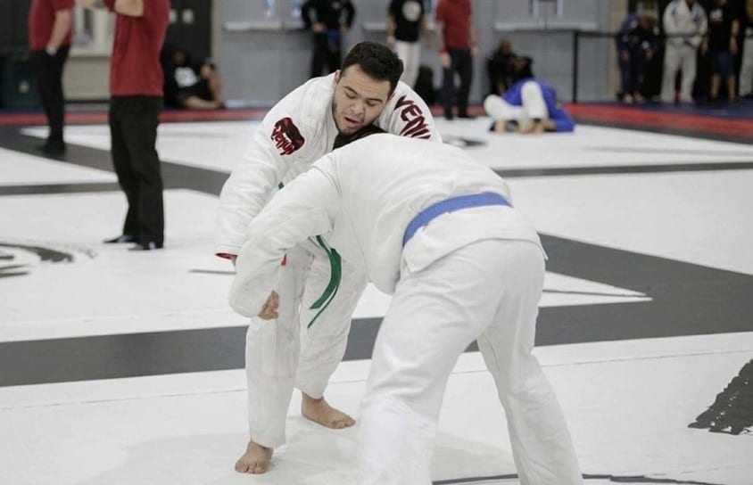 Adult Student of the Month: Jacob Aguila - Silanoe Martial Arts